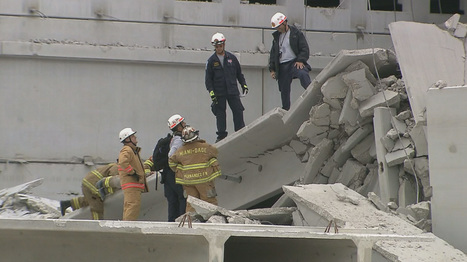 3 victims identified in parking garage collapse | READ WHAT I READ | Scoop.it