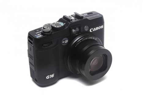 Enjoy an outstanding photographic session with new Canon PowerShot G16 | Digital Camera World | Scoop.it