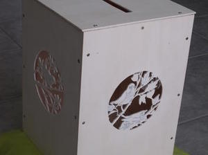 Réaliser une urne lumineuse pour #mariage #idée #DIY | Best of coin des bricoleurs | Scoop.it