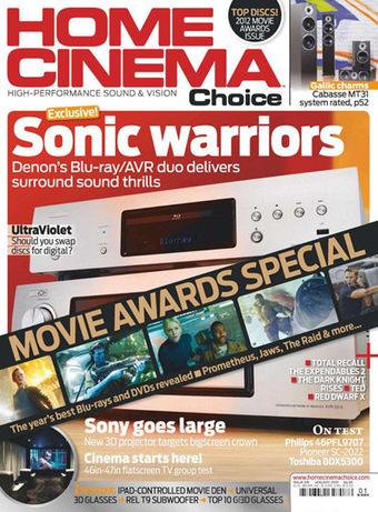 Home Cinema Choice – January 2013 - Release BB | accessoires-hifi | Scoop.it
