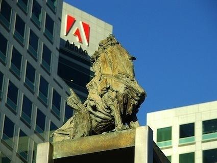 Adobe propose des outils de création numérique en mode Cloud | À toute berzingue… | Scoop.it