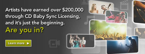 Sync Licensing for Independent Musicians: Get Synced, Get Paid! - DIY Musician Blog | independent musician resources | Scoop.it