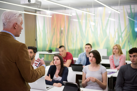 Most Faculty Believe Tech Has Positive Impact on Education -- Campus Technology | Higher Education Teaching and Learning | Scoop.it