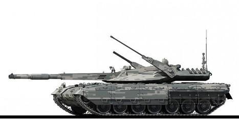Russia's New Main Battle Tank: T-14 Armata   The Sentinel   NATO Military   Scoop.it