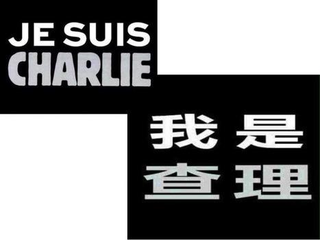 Fang Hui Wang et Yve Cresson, les 2 associés de #Bayooprod: l'expression Franco Chinoise de #jesuischarlie | Média des Médias: Radio, TV, Presse & Digital. Actualités Pluri médias. | Scoop.it
