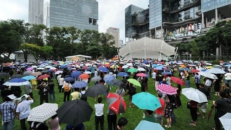 Speakers' Corner, 14 years on - Channel News Asia | LGBT Singapore | Scoop.it
