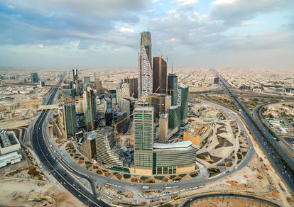 Saudi $10 Billion Financial District Is Missing One Thing: Banks | Public-Private Duality, Economic Crisis, and New Financial Trends | Scoop.it
