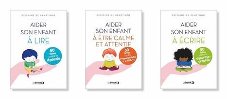 « 50 fiches », la collection pour les parents perdus face aux dys | Accompagner les élèves en situation de handicap | Scoop.it