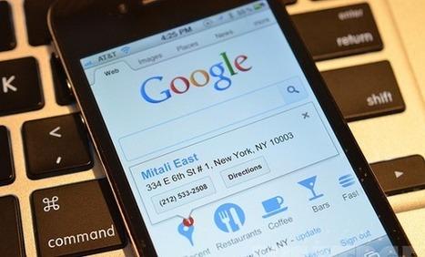 Google va créer un moteur de recherche exclusivement dédié au Mobile - #Arobasenet | Going social | Scoop.it