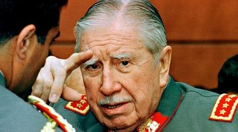 » EEUU censura casi 3 mil páginas de archivos que vinculan a Pinochet con tráfico de drogas | Política para Dummies | Scoop.it