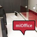 Coworking / shared office seats to rent in central Barcelona - miOffice | Coworking | Scoop.it