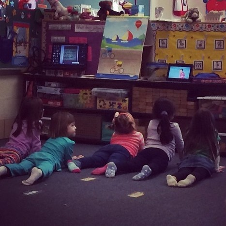 Snake pose - all in a line, at kindergarten! | Cosmic Kids Around The World! | Scoop.it