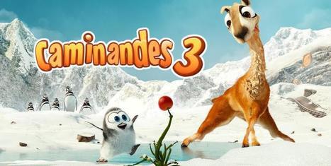 Caminandes 3 - Terceiro episódio da série de animação livre | Cinema Libre + Cultura Libre | Scoop.it