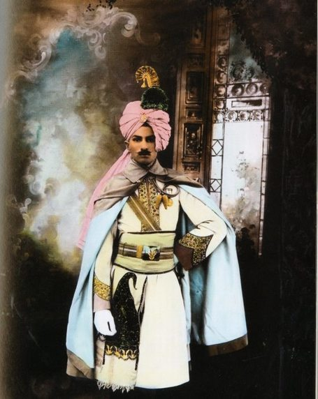Painted Photographs: Coloured Portraiture in India, from The Alkazi Collection of Photography | Photography Now | Scoop.it