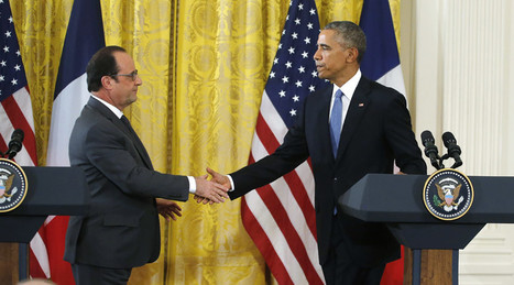 Obama, Hollande call on Turkey and Russia to prevent escalation after jet downing | Saif al Islam | Scoop.it