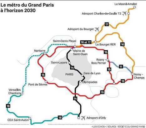 Grand Paris Express: Keolis lance l'offensive contre la RATP | Urbanisme et Aménagement | Scoop.it