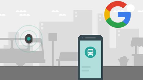 Nearby, l'outil de Google pour suggérer des applications selon votre géolocalisation   Clic France   Scoop.it