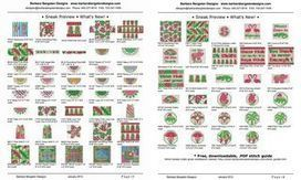 New Needlepoint Designs! | Cross Stitch and Needlework | Scoop.it