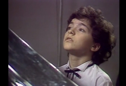 Quel âge a Evgeny Kissin ? | Classical music news | Scoop.it