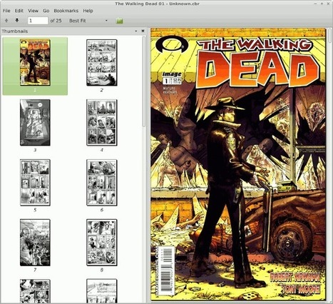 5 Comic Book Viewers for Linux | Linux and Open Source | Scoop.it