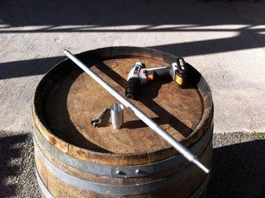 Vignerons : Deux nouveaux outils pour vérifier le nettoyage de vos barriques | Winemak-in | Scoop.it