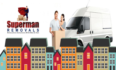 Move out Satisfied and Happy, Hire Man and Van | Superman | Scoop.it