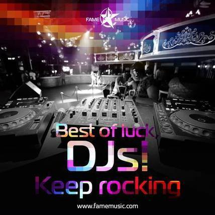 Best of luck, DJs! Keep rocking | Online Music Contests, Events, Videos, DJ, Charts & More | Scoop.it