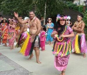 Un festival polynésien - LaDépêche.fr | Danse Polynésienne à Paris | Scoop.it