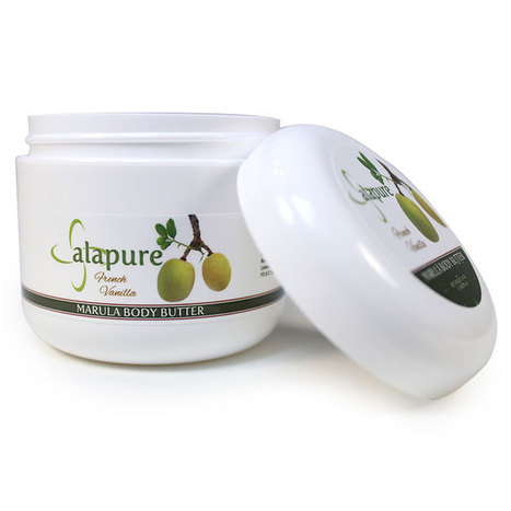 Marula Body Butter - French Vanilla (4 OZ.) - Alapure Cosmetics | Natural Skin Care products | Scoop.it
