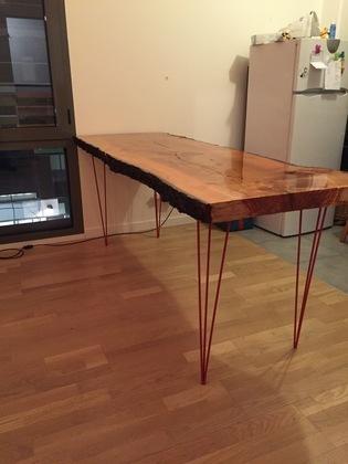 [Coup de ♥] Table à manger en bois par Maxime84 sur le #CDB | Best of coin des bricoleurs | Scoop.it