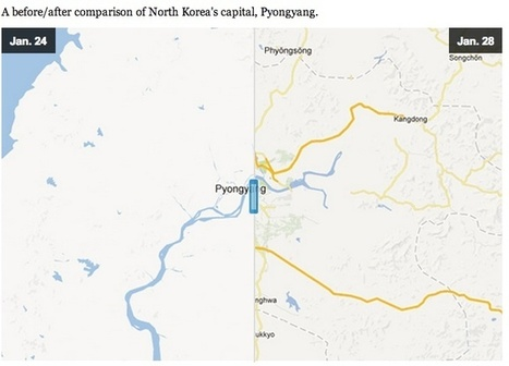 Google releases detailed map of North Korea, gulags and all | Geography Education | Scoop.it
