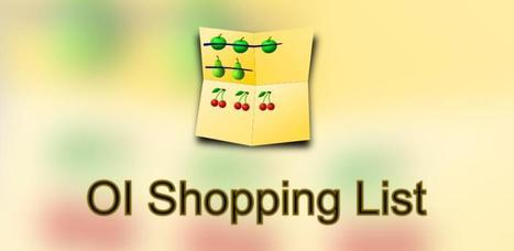 OI Shopping list - Android Market | Android Apps | Scoop.it