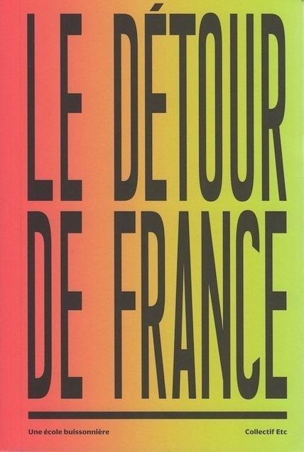 Le Détour de France – Une école buissonnière | Les Éditions Hyperville | confettis | Scoop.it