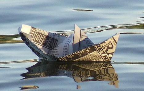 Influencia - Media - La presse papier est morte, vive la presse papier ! | A propos de l'avenir de la presse | Scoop.it