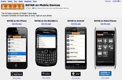 Kayak: iPhone users buy travel online, Android not so much | Tnooz | Tourism Social Media | Scoop.it