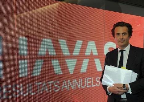 Havas: légère amélioration de la marge opérationnelle - Le Figaro | innovation et digital | Scoop.it