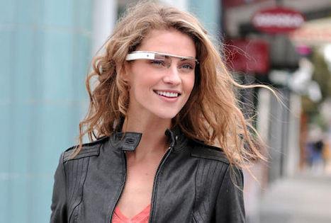 Google Glasses Worn By Co-Founder In Public - Technology News - redOrbit | Nov@ | Scoop.it