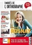 Abonnement Magazine Timbrés de l'orthographe - Abonnez-vous à partir du N°3 (1 AN - 4 numéros)   A la Croisée des Mots   Scoop.it