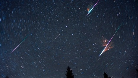 Lluvia de meteoros en el cielo: Las Púppidas-Vélidas llegarán a su auge   Conoceran la verdad, y la verdad les hará libres : El Maestro   Scoop.it