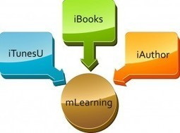 iTunes U and iAuthor may impact mLearning - sooner than you think? | Mobile Learning in Higher Education | Scoop.it