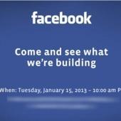 Facebook presenta la Graph Search, la ricerca all'interno della propria rete sociale | Facebook Daily | Scoop.it