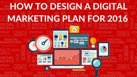 How to Design a Digital Marketing Plan For 2016 | Web | Scoop.it