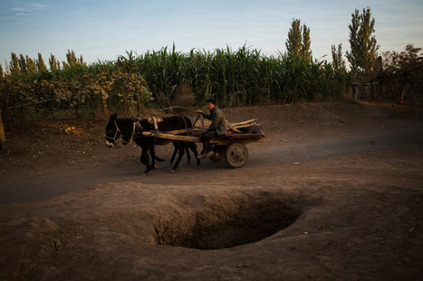 In a Parched Corner of Xinjiang, Ancient Water Tunnels Are Running Dry | water news | Scoop.it