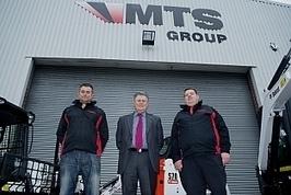 MTS Group Grows With New Bobcat Loaders & Excavators - Hub 4 (press release) | Salt Spreaders | Scoop.it