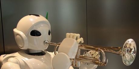 Post-Sapiens, les êtres technologiques - DARPA's Trying to Teach an Artificial Intelligence How to Play Jazz - Futurism