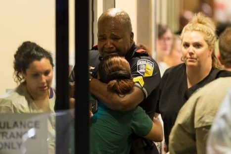 """Dallas police chief: """"Officers are hurting. We are heartbroken"""" 