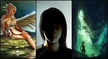31 esempi di arte digitale   my blog   Scoop.it