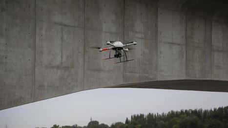 Drones: GDF Suez entre au capital de Redbird | Vous avez dit Innovation ? | Scoop.it