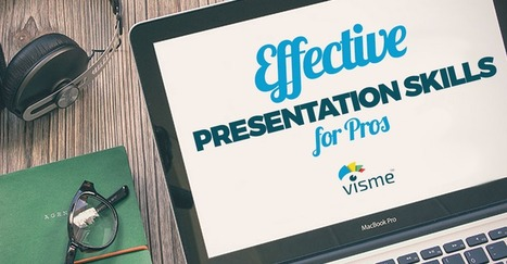 Effective Presentation Skills for Pros | VISME | Manufacturing In the USA Today | Scoop.it