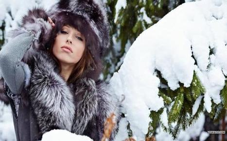 Women In Snow | HD Wallpapers | Scoop.it